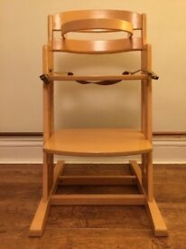 BabyDan Danchair (Natural wood)