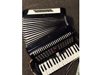 Parrot Accordion (Music Instrument)