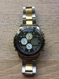 Men's accurist watch