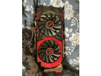 Msi Nvidia gtx 960 2gb graphics card for pc