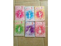 Magic Ballerina Books 1-6 by Darcey Bussell