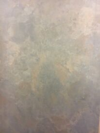 Copper slate effect worktop, 4m length. Also available in other sizes. Please see Description!