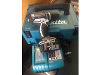 Makita drill boxed