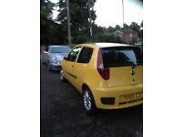 Fiat punto 05 reg