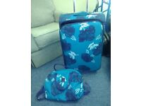 TRIPP Suitcase and Travel Bag - As new condition