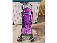 Zeta Bloom purple buggy