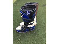 Alpinestars size 10uk motocross boots