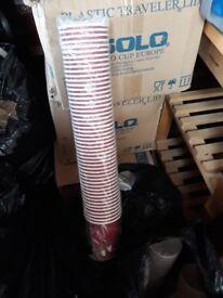 Solo Bistro Premium Hot Drink Cups