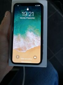 I phone X brand new