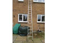 Youngman DIY Double Aluminium Ladder