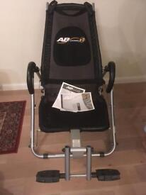 AB XL Fitness Chair