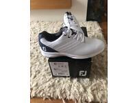 Footjoy ARC SL White/Navy UK Size 8.5
