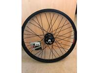 Diamond back blk cnc alexy303 rim