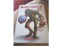 Iron maiden FC magazine issue 88