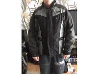 Men's alpine star motorcycle jacket