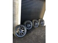 19 inch BMW Alloy Wheels (M359 Style)