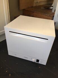 Bosch Excel freestanding dishwasher