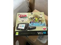 Zelda Wii u console