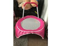 Baby/Toddler trampoline