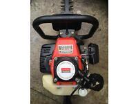 Kawasaki tg18 petrol hedge cutters serviced and cleaned