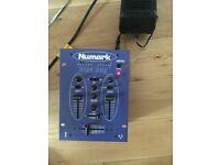 Numark Blue Dog DM-905 2 channel DJ Mixer