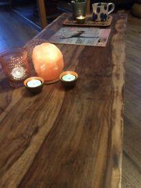 Coffee table, table. wood