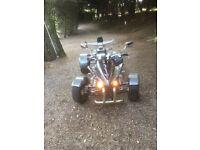 Spy F1 350 quad bike