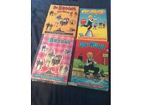 Various Broons and Oor Wullie annuals for sale