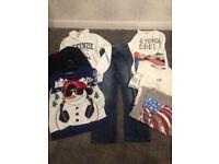 Boys clothes bundle age 10-12