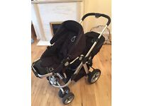 ICandy Apple 2 Pear single and double pushchair, inc accessories, EXCELLENT CONDITION