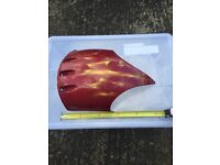 Chopper Rear Fender for 300 wheel