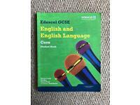 GCSE Edexcel English and English Language Book