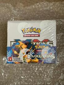 Pokemon - XY Evolutions Booster Box
