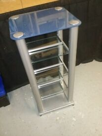 NICE QUALITY REVOLVING SHELF UNIT