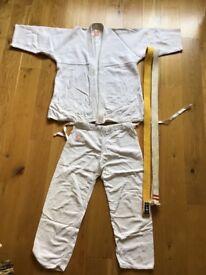 Judo Suit teenager