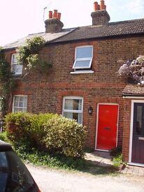 Terrace house in Ewell near Epsom, Surrey £900 pcm