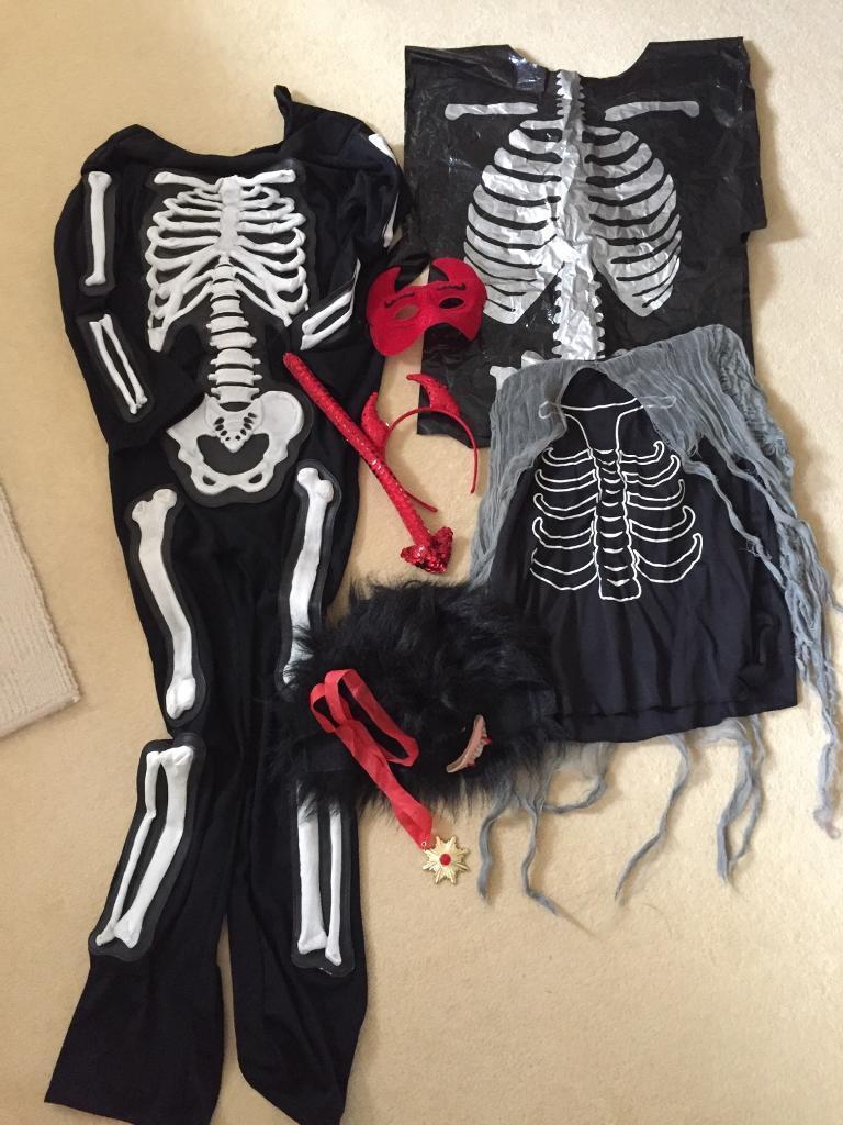 Halloween bundle age 12-13