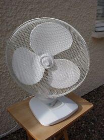 Large Desk Fan ** Excellent Condition**