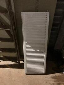 Double radiator 110 x 40 cm