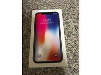 Iphone X brand new unlocked
