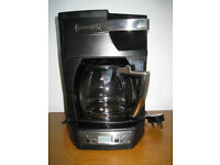 DeLonghi Filter Coffee Machine, excellent condition, makes good coffee.