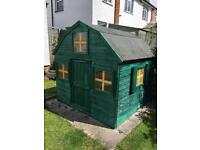 Dutchbarn playhouse 6' x 6'