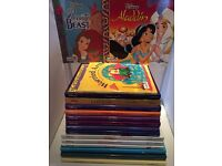 Collection of Disney Ladybird books