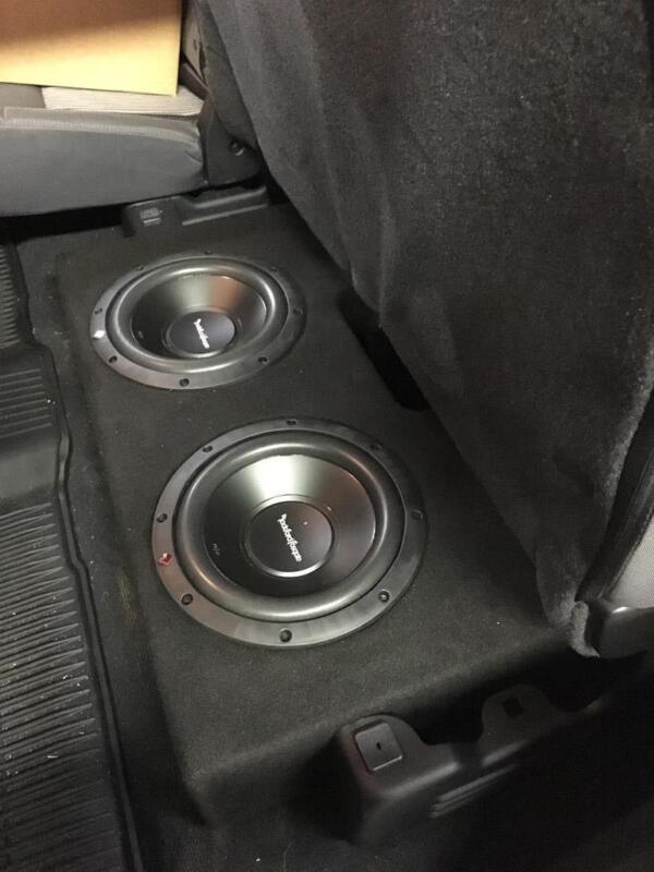 Toyota Tundra Crew Cab Enclosure 2007-2016