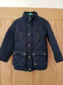 Boys joules jacket