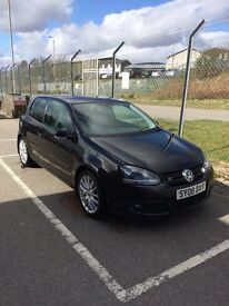 VW Golf GT TDI 2.0L 140. Below average mileage for 2008/excellent original condition throughout.