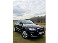 2013 Audi Q3 2.0 Quattro SE 5dr S Automatic Diesel Estate HPI CLEAR