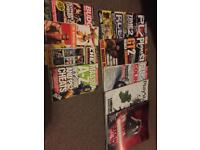 Cheat books and mags games