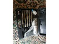 Power Craft Air Chisel and Kit - Brand New