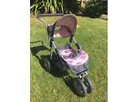 Silver Cross Child's Toy Push Chair